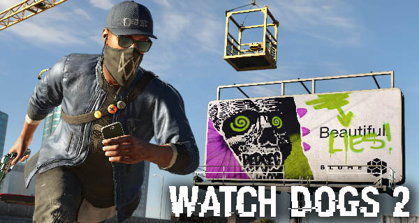 Watch Dogs 2 Pre-Order Bonus Mission