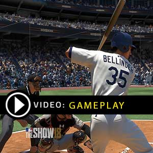 MLB The Show 18 PS4 Gameplay Video