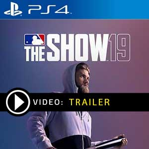 MLB The Show 19 PS4 en boîte ou à télécharger
