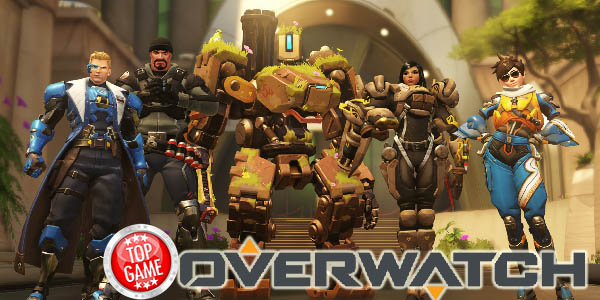 Overwatch Spectator Mode