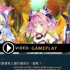 Moero Chronicle Hyper Nintendo Switch Gameplay Video