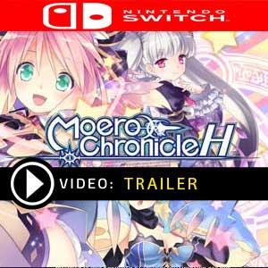 Moero Chronicle Hyper Nintendo Switch en boîte ou à télécharger