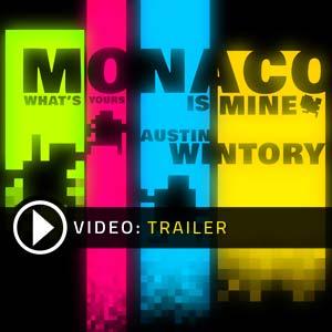 Acheter Monaco clé CD Comparateur Prix