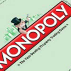 Monopoly Planche de jeu