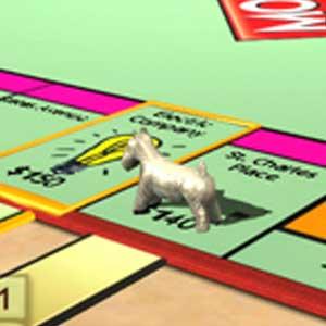 Monopoly PS4 Pièces