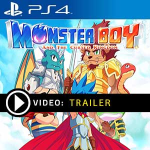 Acheter Monster Boy and the Cursed Kingdom PS4 Comparateur Prix