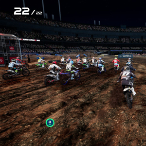 Monster Energy Supercross 4 Terrain
