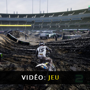 Monster Energy Supercross 4 Vidéo de jeu