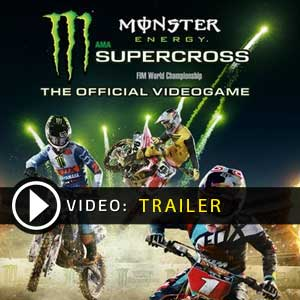 Acheter Monster Energy Supercross Clé Cd Comparateur Prix