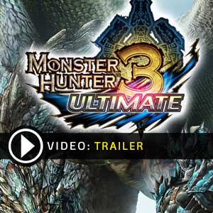 Monster Hunter 3 Ultimate Nintendo Wii U en boîte ou à télécharger