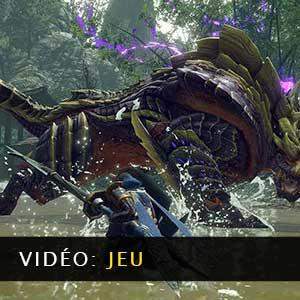 MONSTER HUNTER RISE Vidéo de gameplay