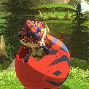 Monster Hunter Stories 2 WIngs of Ruin - Monsties