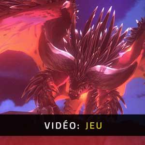 Monster Hunter Stories 2 WIngs of Ruin Vidéo de gameplay