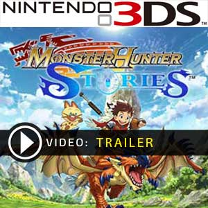Acheter Monster Hunter Stories 3DS Download Code Comparateur Prix