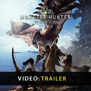Vidéo de la bande-annonce de Monster Hunter World