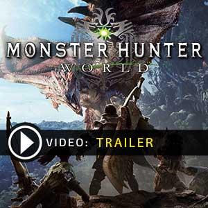 Acheter Monster Hunter World Clé CD Comparateur Prix