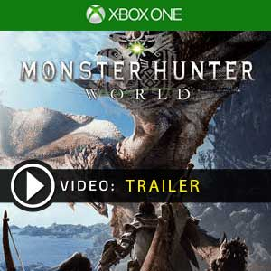 Acheter Monster Hunter World Xbox One Code Comparateur Prix
