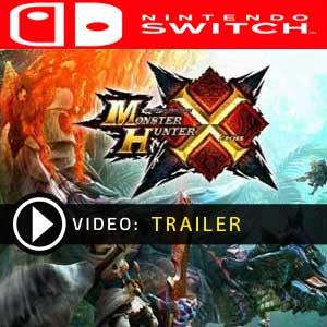 Acheter Monster Hunter XX Nintendo Switch Comparateur Prix