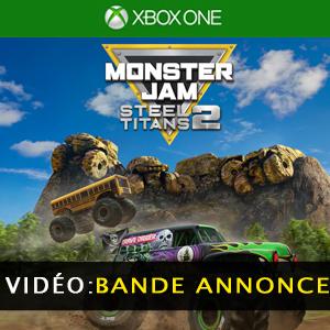 Monster Jam Steel Titans 2 Vidéo de la bande annonce