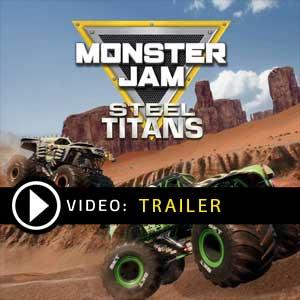 Acheter Monster Jam Steel Titans Clé CD Comparateur Prix