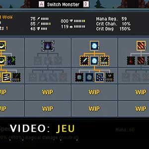 Monster Sanctuary Vidéo de jeu