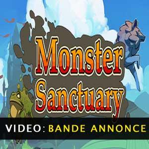 Monster Sanctuary Vidéo de la bande annonce