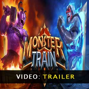 Acheter Monster Train Clé CD Comparateur Prix