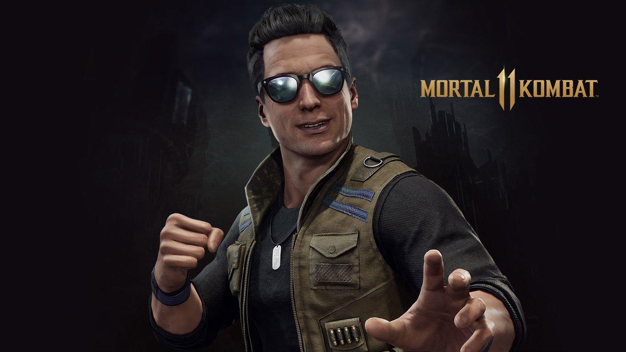 Mortal Kombat 11: Johnny Cage