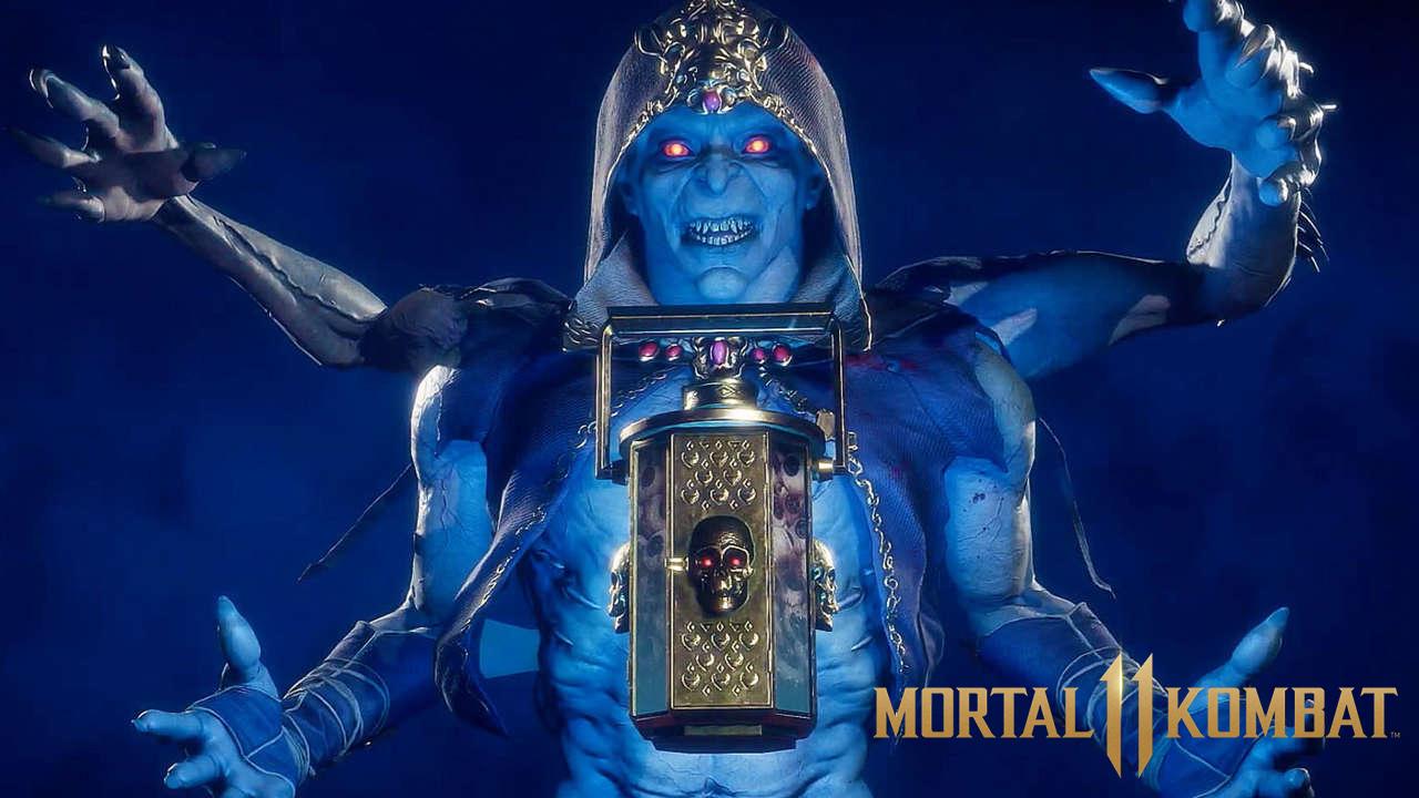 Mortal Kombat 11: The Kollector