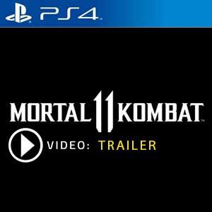 Mortal Kombat 11 PS4 en boîte ou à télécharger