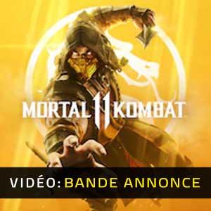 Mortal Kombat 11 Bande-annonce Vidéo