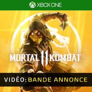 Mortal Kombat 11 Xbox One Bande-annonce Vidéo