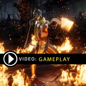 Mortal Kombat 11 Xbox One Gameplay Video