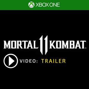 Mortal Kombat 11 Xbox One en boîte ou à télécharger