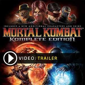 Acheter Mortal Kombat Komplete Edition clé CD Comparateur Prix