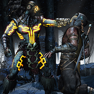 Mortal Kombat X PS4 Gameplay