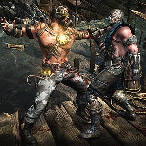 Mortal Kombat X Combat