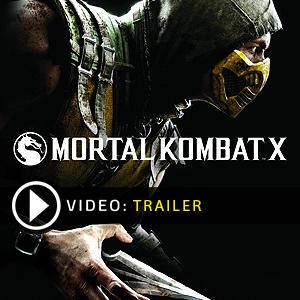 Acheter Mortal Kombat X Cle Cd Comparateur Prix