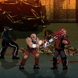 Mother Russia Bleeds gameplay