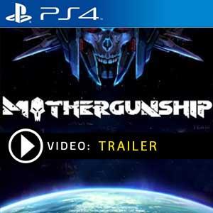Mothergunship PS4 en boîte ou à télécharger