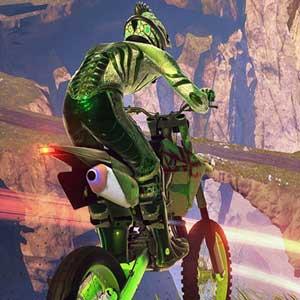 Moto Racer 4 saut en moto