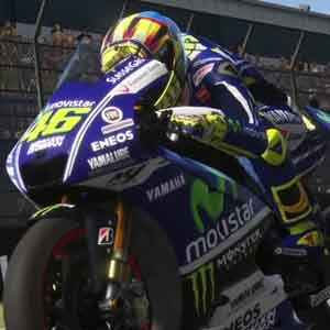 MotoGP 15 PS4 Gameplay