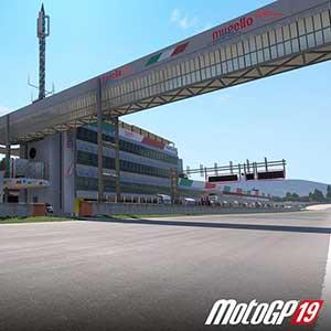 MotoGP 19 Circuit du Mugello