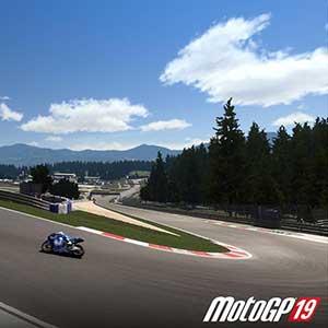 MotoGP 19 Piste de course