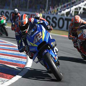 MotoGP 20 Numéro de course