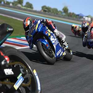 MotoGP 20 Autocollant