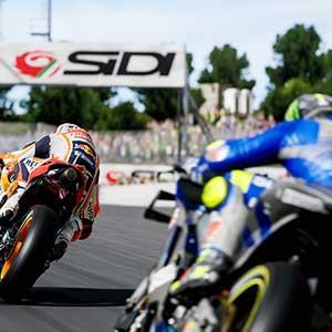 MotoGP 21 Chase