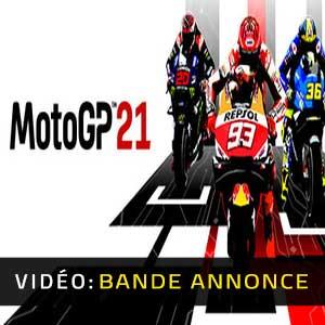 MotoGP 21 Vidéo de la bande-annonce