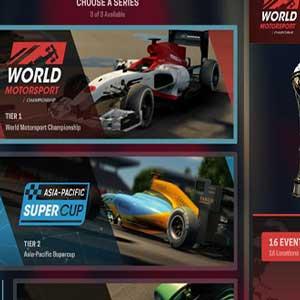 Motorsport Manager Championnat mondial