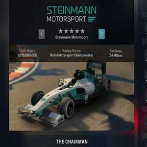 Motorsport Manager Steinmann